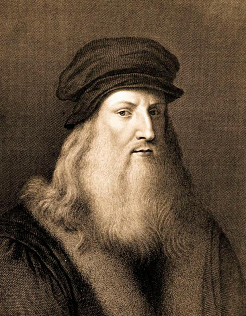 Леонардо да Винчи на Луаре