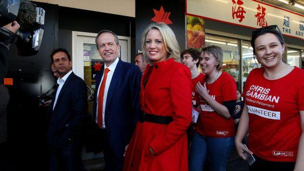 В Австралии проходят парламентские выборы