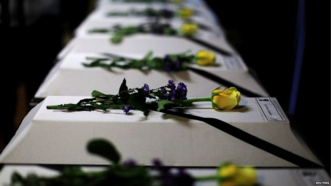 В Сальвадоре отменили амнистию за военные преступления