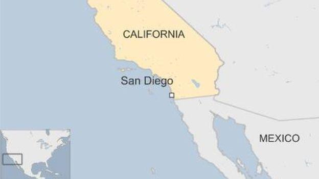 В Сан-Диего члены мегабанды убили полицейского