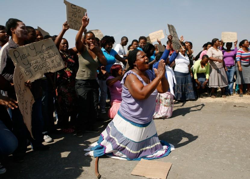 В Зимбабве началась всеобщая забастовка