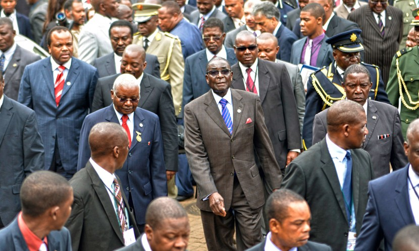 Зимбабве готова к революции
