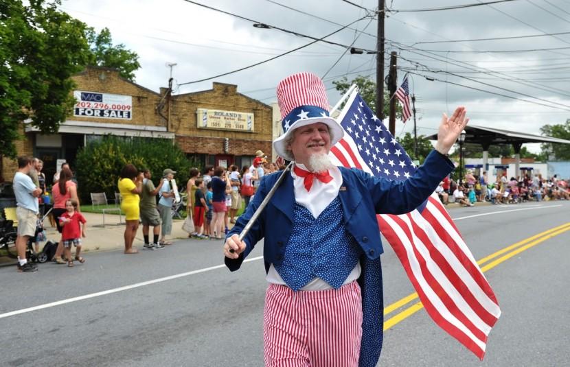 История Дня независимости США