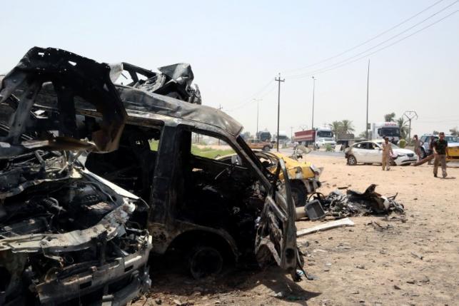 К северу от Багдада произошел теракт, унесший жизни 16 человек