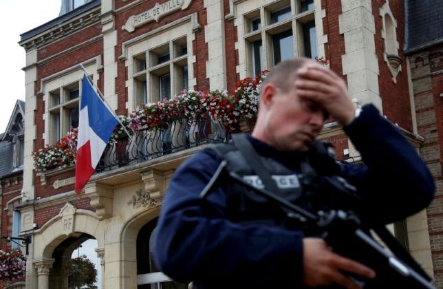 В Нормандии зверски убит священник