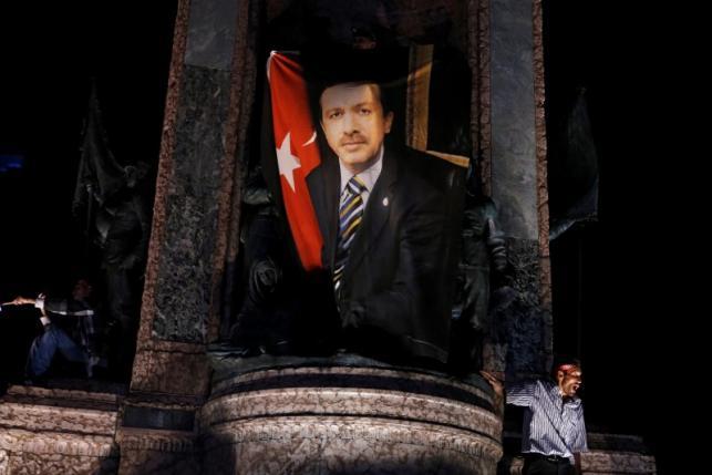 Эрдоган объявил о введении чрезвычайного положения