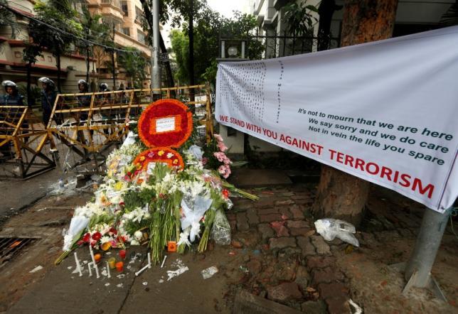 Теракт в Дхаке