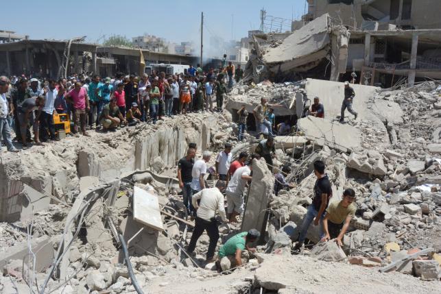 ИГ произвело теракт в провинции Хасака