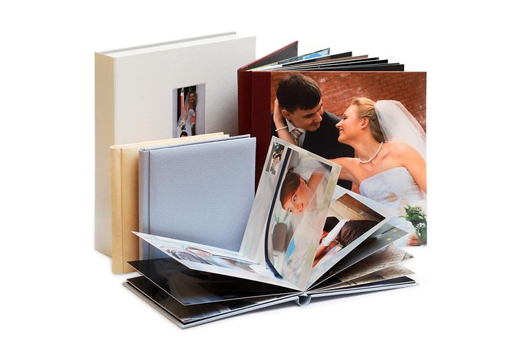 Печать фотокниг