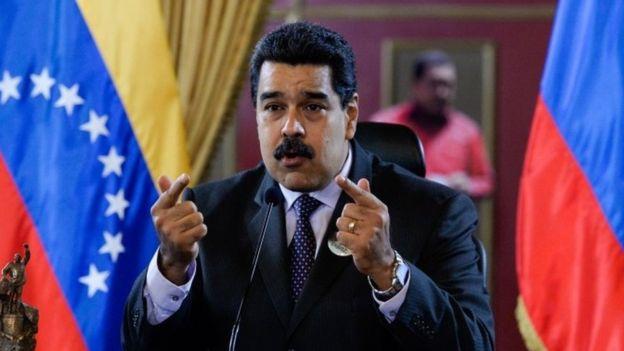 В Венесуэле продолжается подготовка референдума по отстранению президента страны