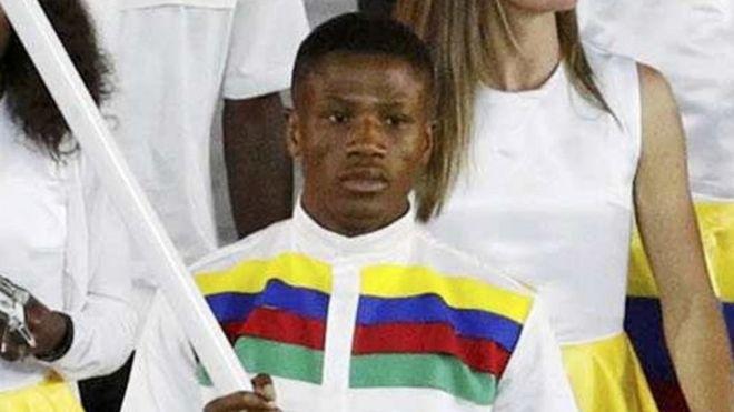 За сексуальные домогательства арестован второй африканский олимпиец