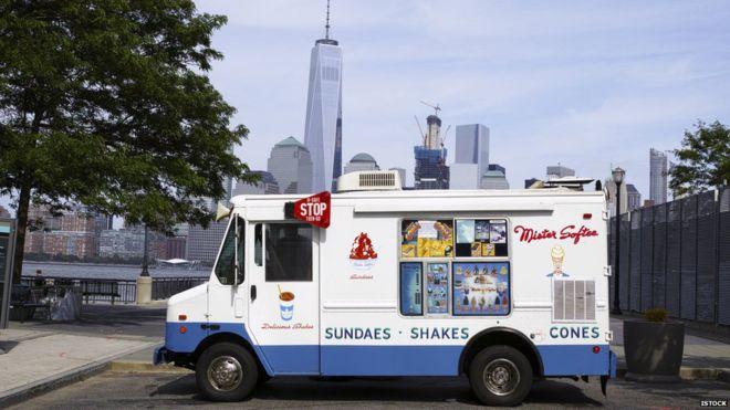 В Нью-Йорке из-за жары начали массово воровать мороженое