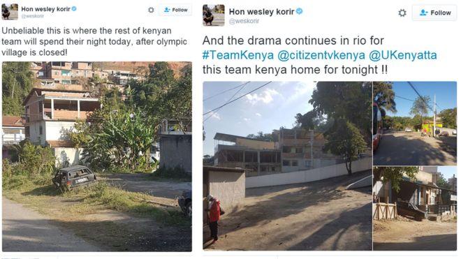 После Олимпиады кенийские спортсмены застряли в трущобах Рио