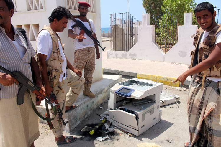 Йеменские войска выдворили боевиков Аль-Каиды из Зинджибара