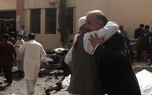 Террорист-смертник произвел теракт в пакистанской больнице