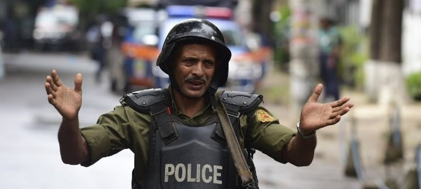Полиция Бангладеша арестовала пятерых подозреваемых в терроризме