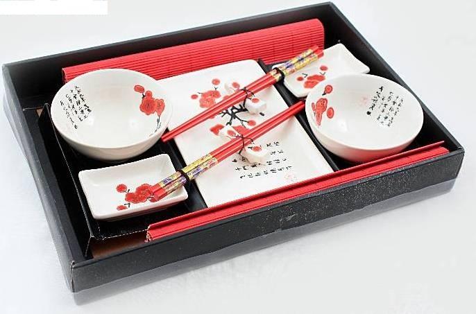 Декоративные наборы для подачи суши