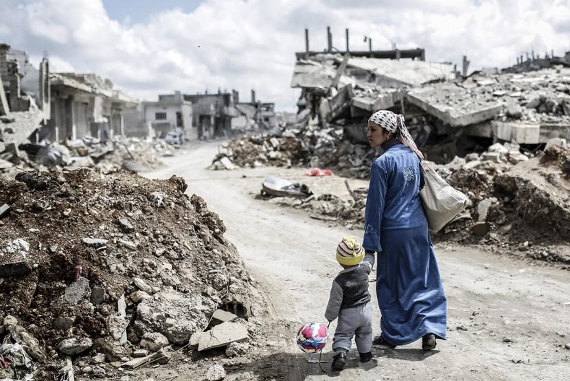 Китай укрепляет отношения с Сирией
