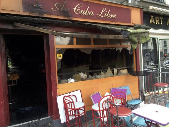 Пожар в одном из баров Руана отнял жизни 13 человек