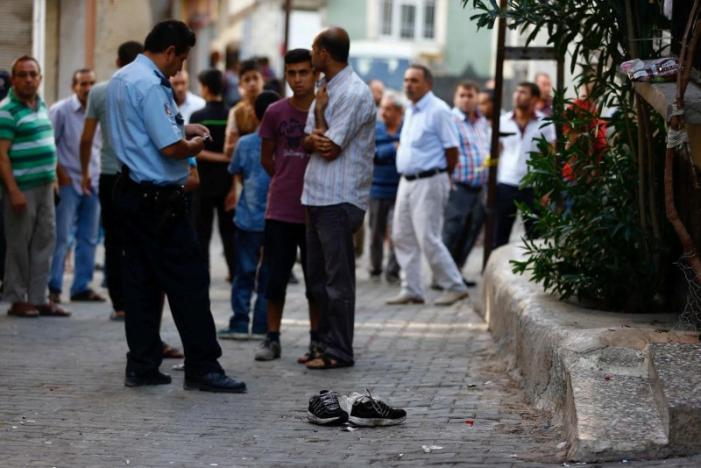 Во время турецкой свадьбы в Газиантепе произошел теракт
