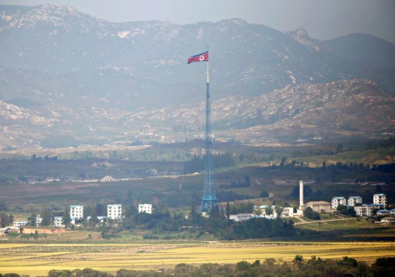КНДР установил наземные мины вблизи демилитаризованной зоны