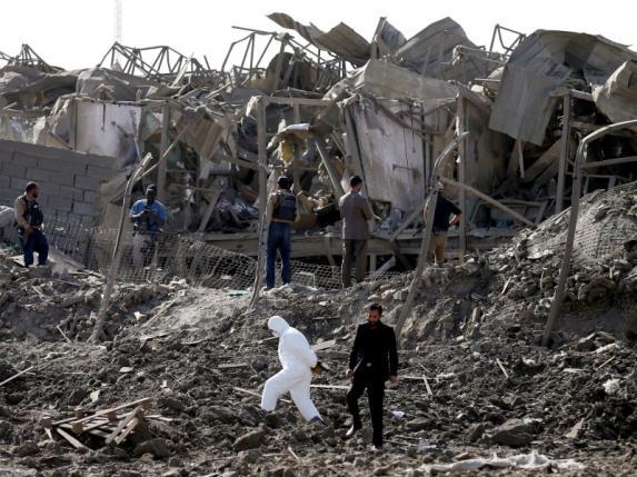 Талибан совершил теракт вблизи кабульской гостиницы