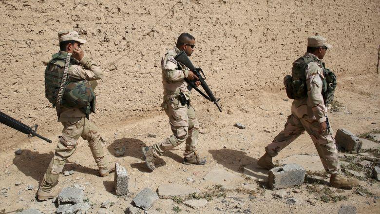Иракская армия начала кампанию по освобождению города Ширката