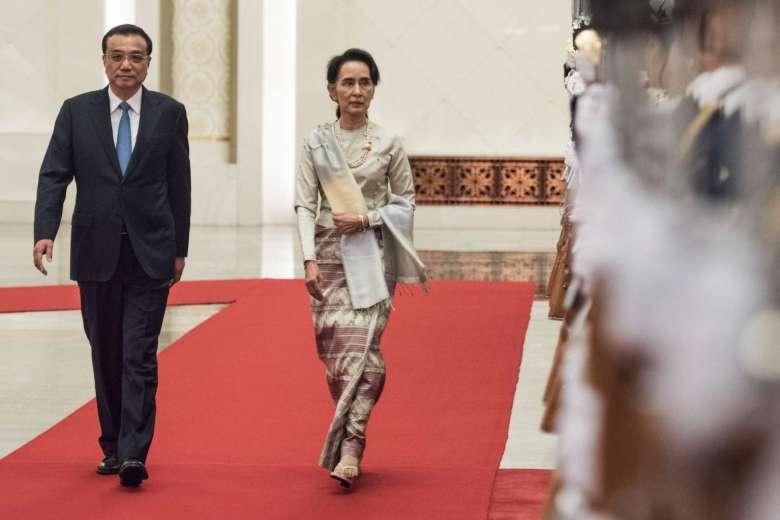 Китай намерен укрепить отношения с Мьянмой