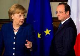 Франция и Германия решили повысить обороноспособность