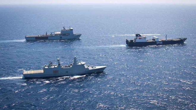 Из Ливии вывезли последние компоненты химического оружия