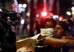 В США продолжаются массовые бемпорядки