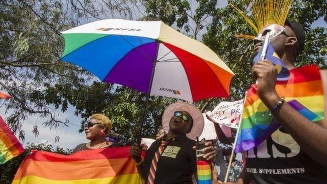 В Уганде полиция разогнала гей-парад