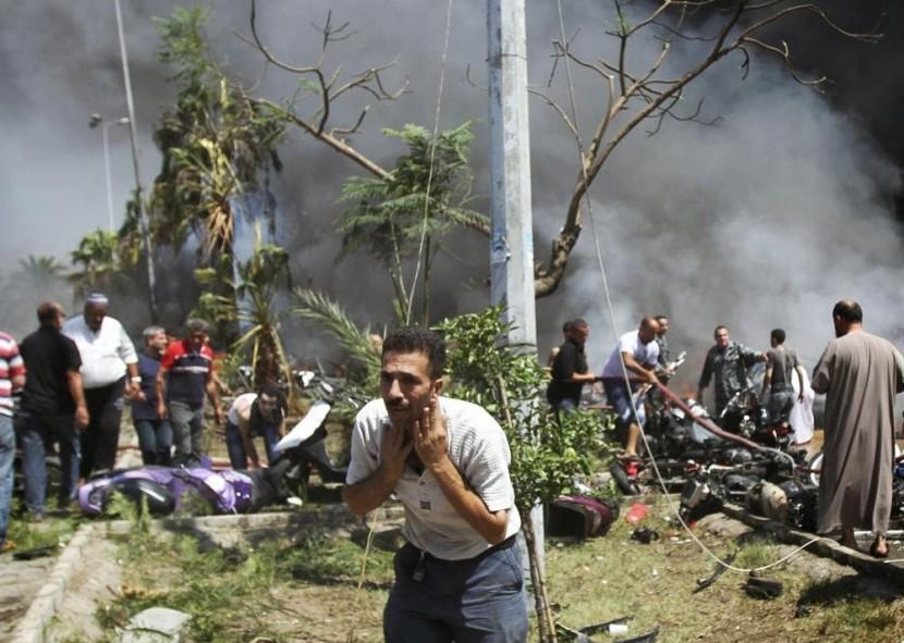 В Триполи разорвались две бомбы