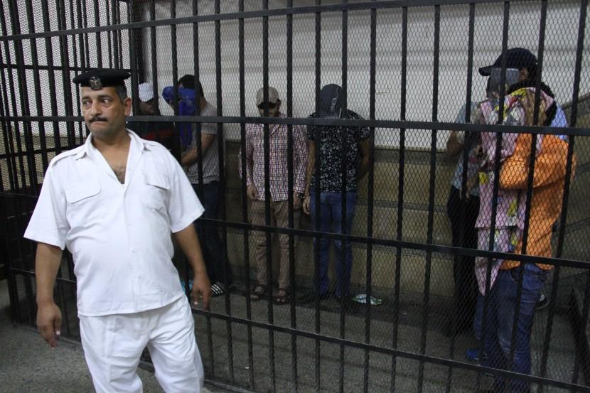 В Египте освободили трех бомжей, критиковавших правительство