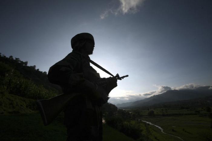 Индийские войска атаковали позиции боевиков в Пакистане