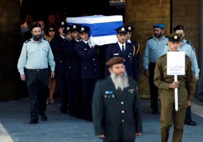 Похороны Переса