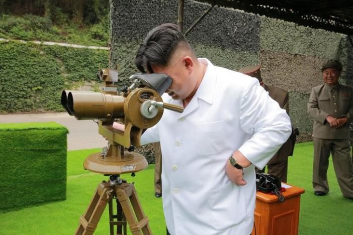 Северная Корея находится в полной боевой готовности