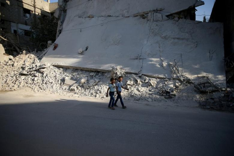 Вступило в силу второе соглашение о прекращении огня в Сирии