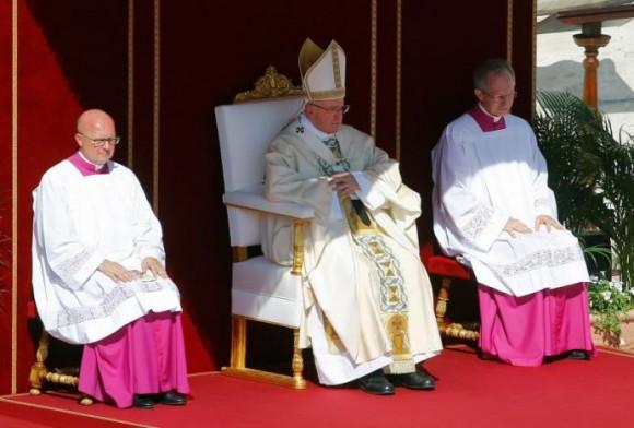 Мать Тереза была канонизирована Католической Церковью