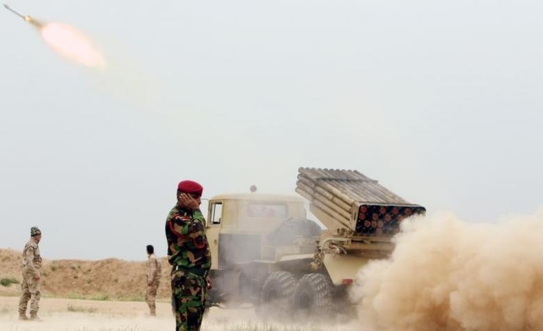 Иракская армия захватила центр города Ширкат