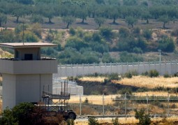 Турция завершит строительство пограничной стены за пять месяцев