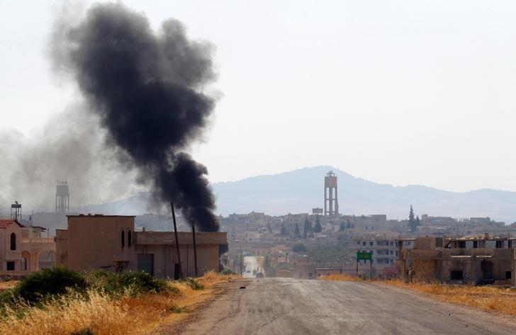 В провинции Хама ликвидированы позиции сирийских повстанцев