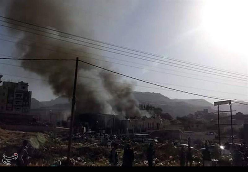 Военно-воздушные рейды над столицей Йемена возобновились