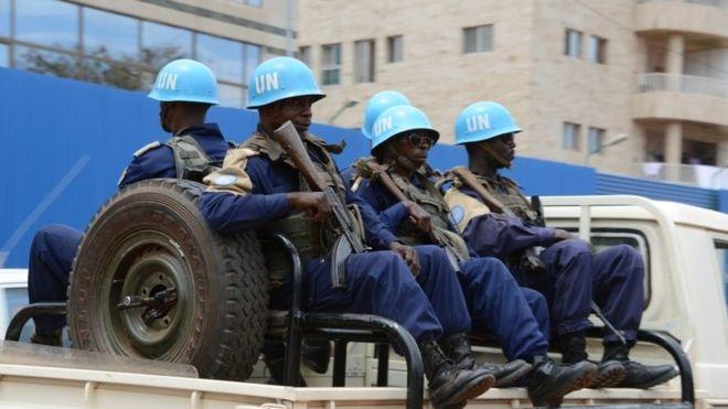 В ЦАР миротворцы ООН расстреляли демонстрацию