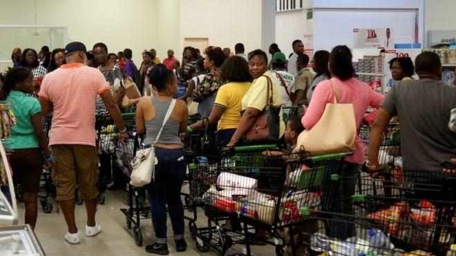 На Ямайку надвигается сильнейший ураган
