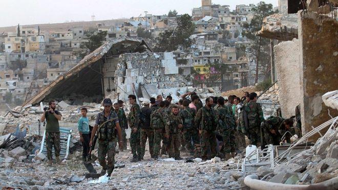 США приостановили переговоры с Россией по Сирии