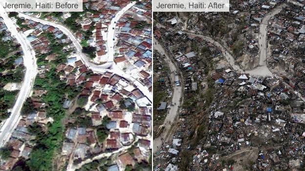 На Гаити от урагана «Мэтью» погибли 800 человек
