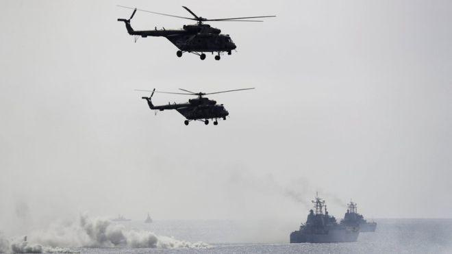 Российские военные базы возвращаются на Кубу и во Вьетнам