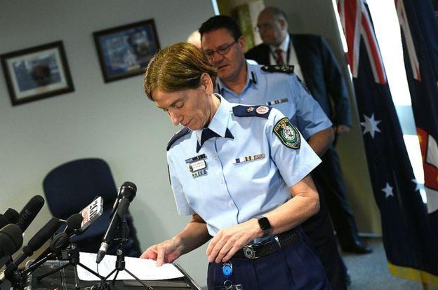В Австралии двух подростков арестовали за подготовку теракта