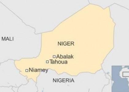 В Нигере похищен американец